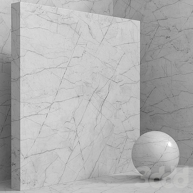 Материал (бесшовный) - мрамор set 119