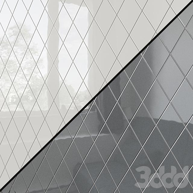 Керамическая плитка для стен EQUIPE RHOMBUS Wall  2