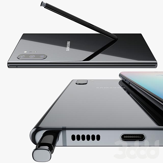 Samsung Galaxy Note 10 PLUS Black