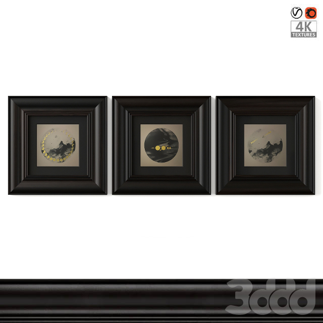 Gallery Frame Set 28