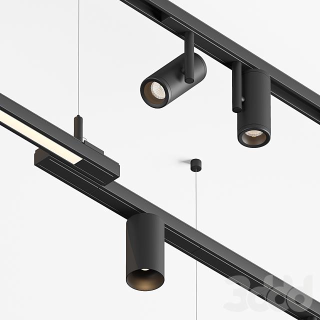 Modular Lighting Instruments Pista surface