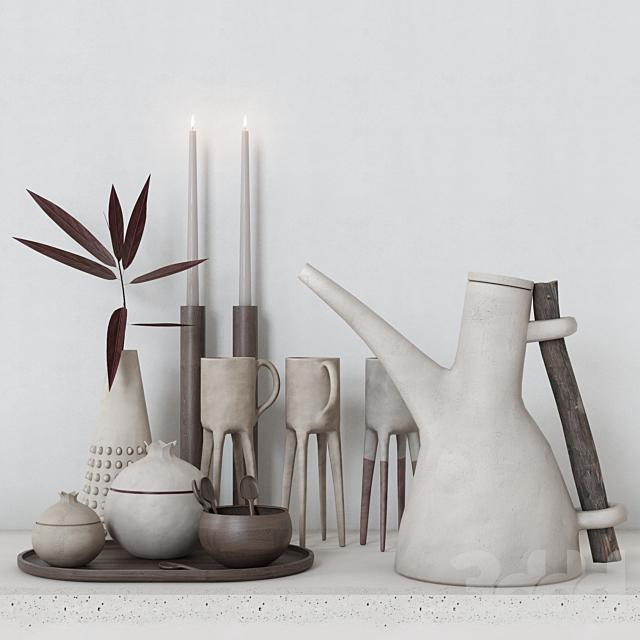 Decorative set D1