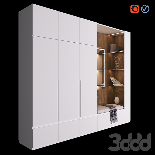 Мебельная композиция 2