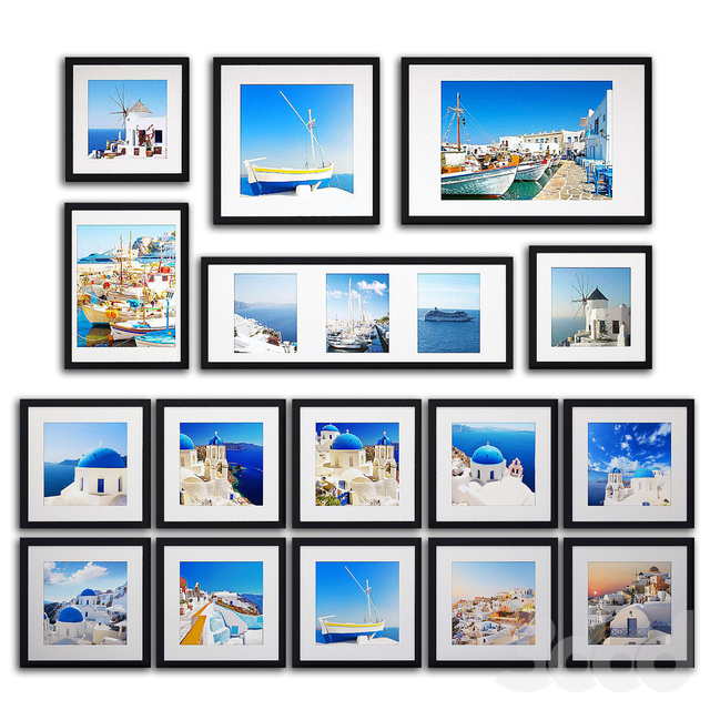 Картины Фото 37 картин 5 комбинаций