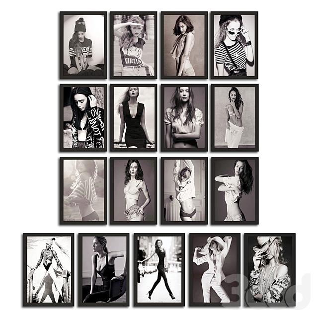 Картины Фото Сэт. 66 картин