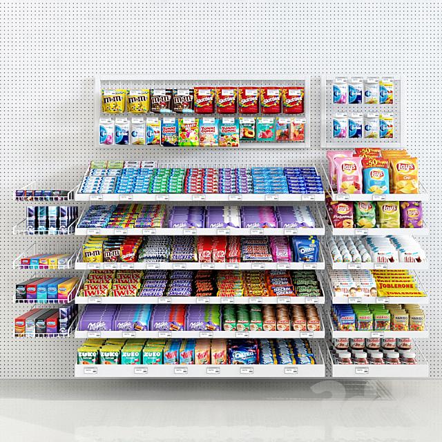 Candy rack 3