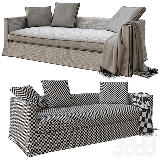 B&B Italia Maxalto Simpliciter sofa