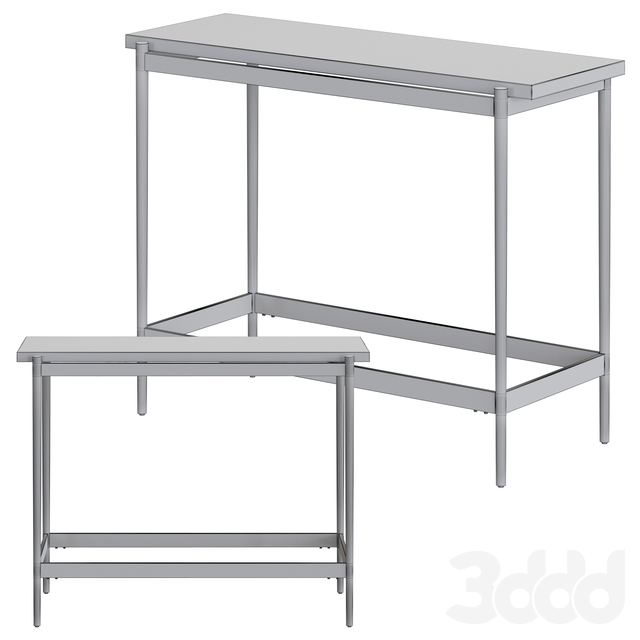 MoDRN Neo Luxury Dylan Console Table