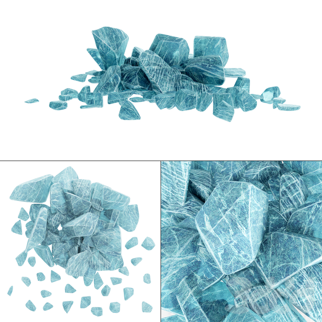 Ice splinter / Осколки льда