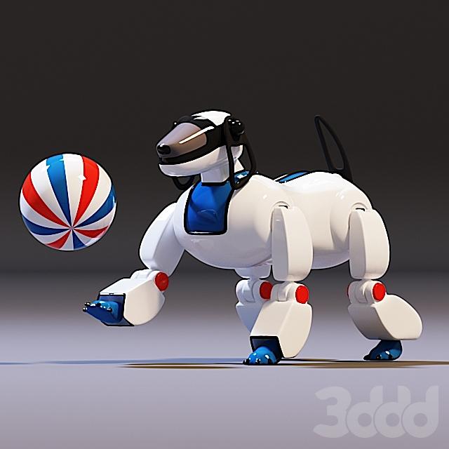 Игрушка Собака робот