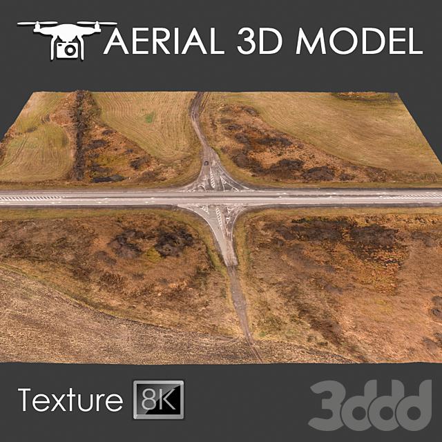 Aerial scan 25