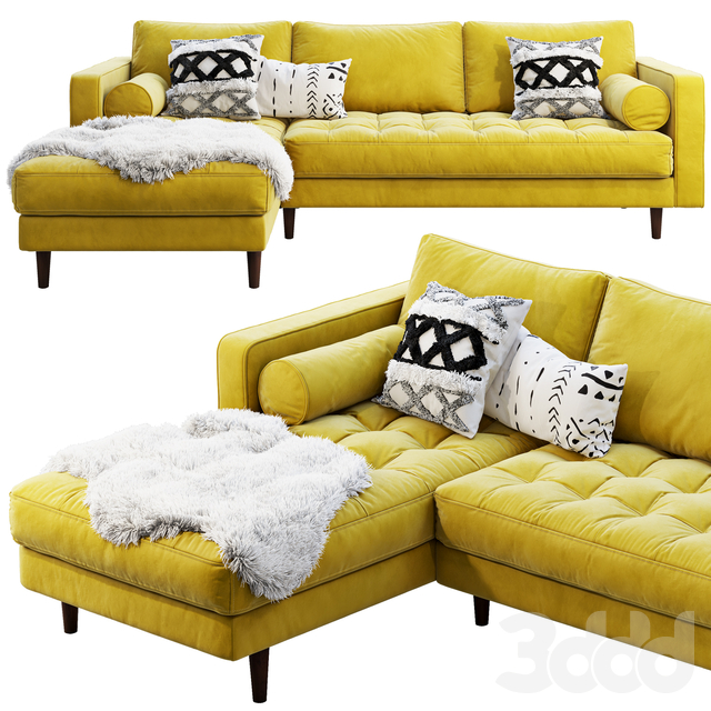 Article Sven Sectional Sofa