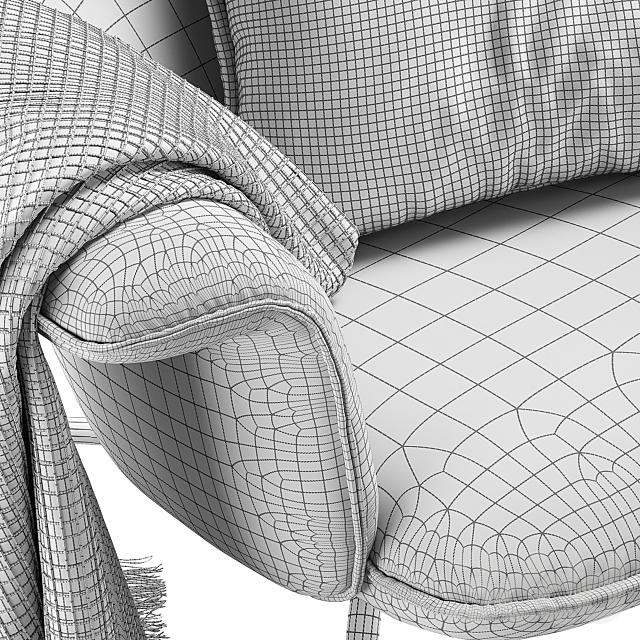 Muuto Doze Lounge Chair & Ottoman