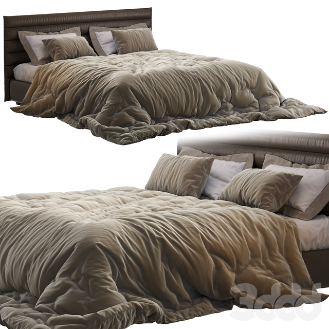 LeComfort PHIL KING BED