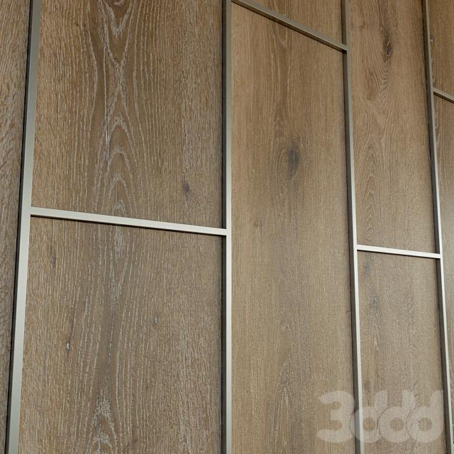 Стеновая панель из дерева. Декоративная стена. 72