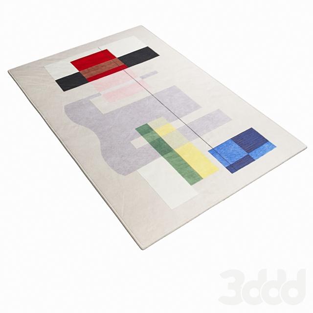 Три ковра AMINI - 03