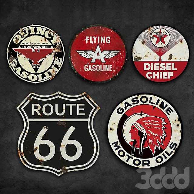 Metal Signs 53