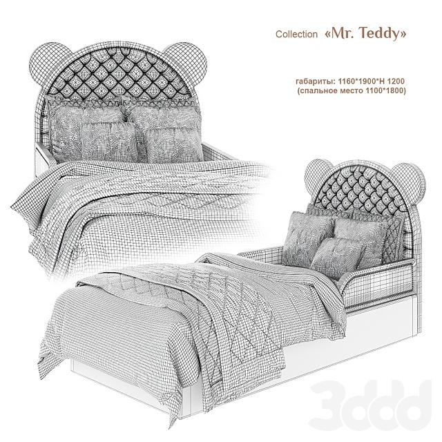 EFI Kid Concept / Mr. Teddy - кровать_1