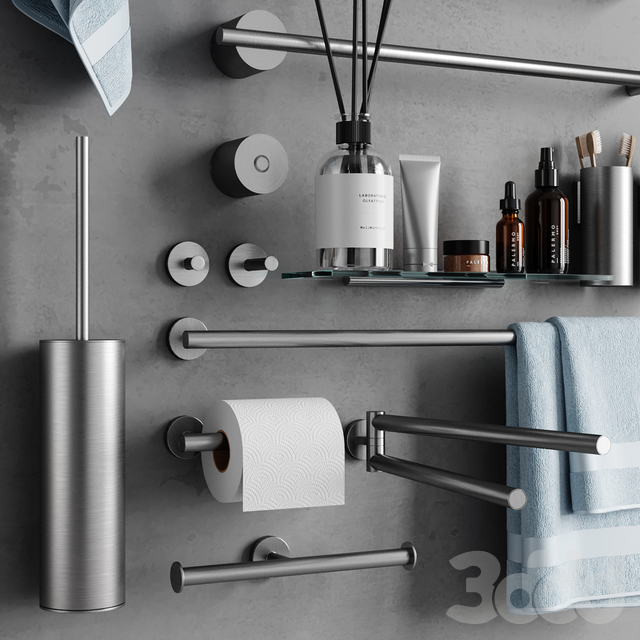 Bycocoon bathrooom accessories