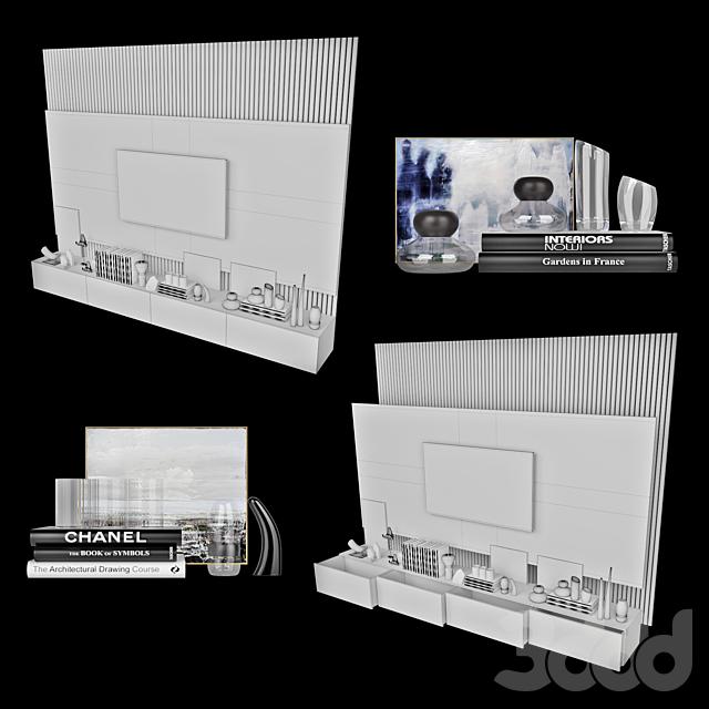 TV Wall | set 33