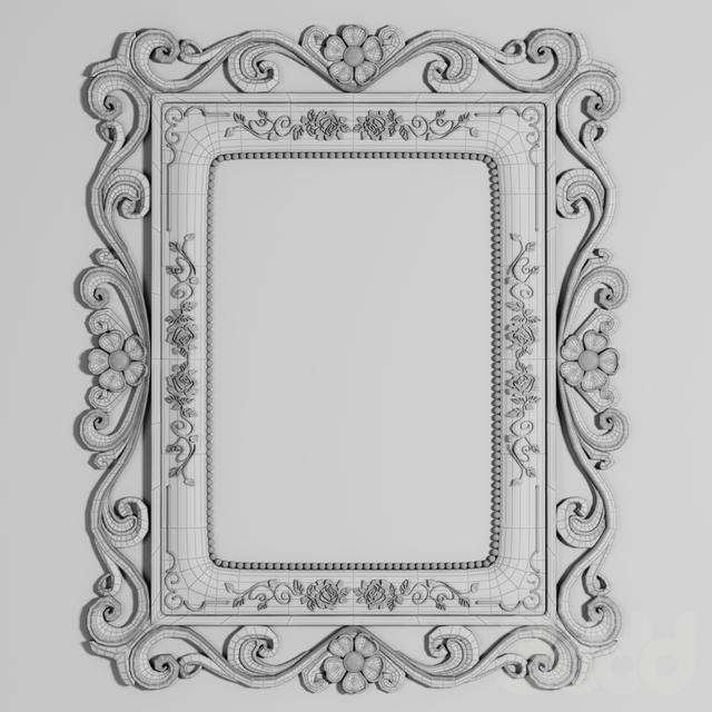 classic picture frame 1