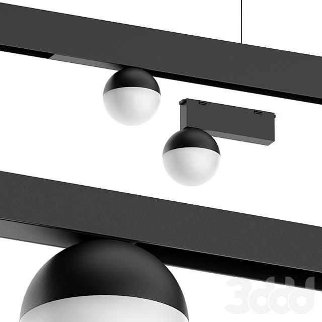 Трековый светильник Shar от Forstlight