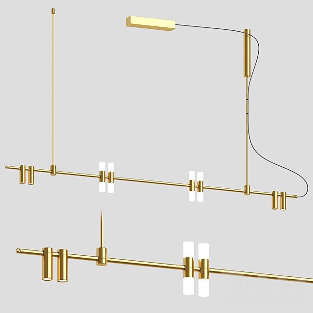 Трековый светильник Liberty pipe от Forstlight
