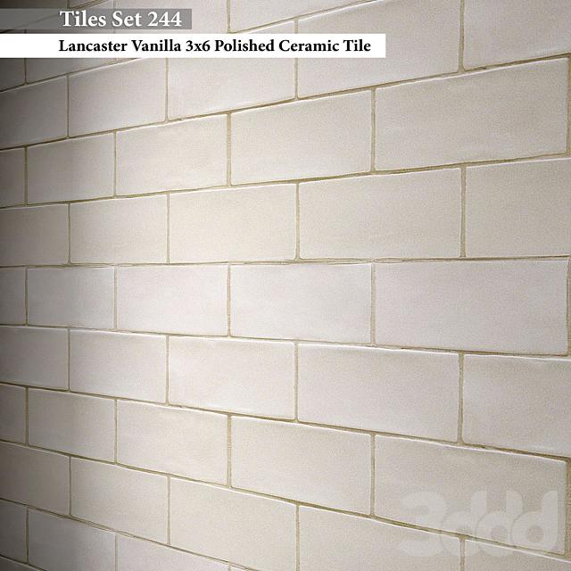 Tiles set 244