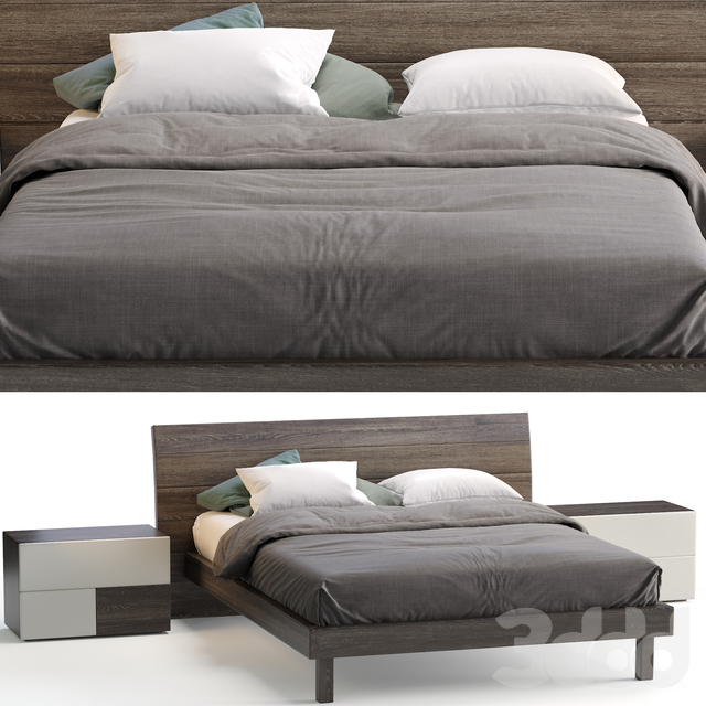 Md house INDEX BED