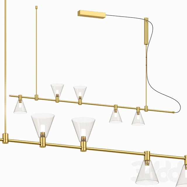 Трековый светильник Liberty glass V Small от Forstlight