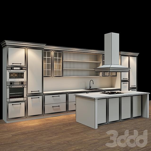 Modern Kitchen 11