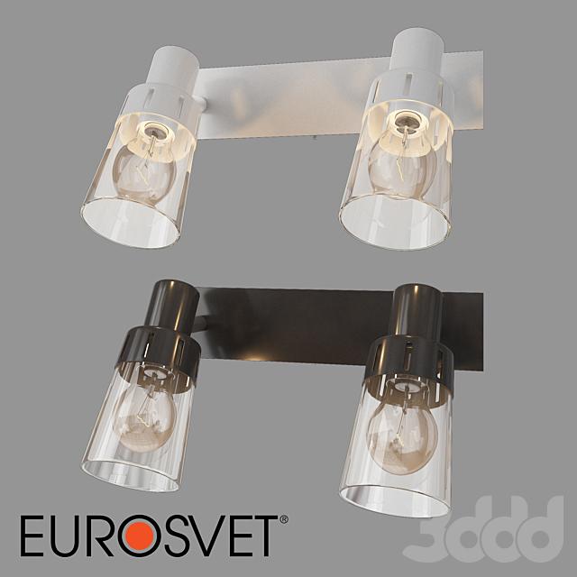 ОМ Настенный светильник с выключателем Eurosvet 20081/2 Potter