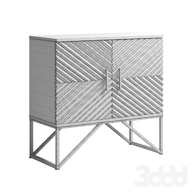 Zadie 2 Door Cabinet