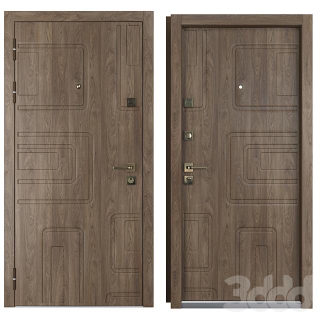 Входная металлическая дверь Dorian (Zimen)