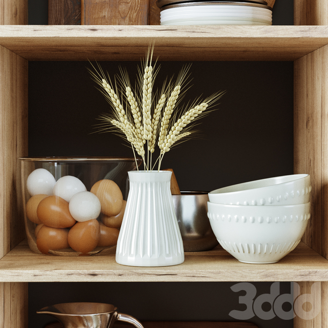 Kitchen Decorative set 050