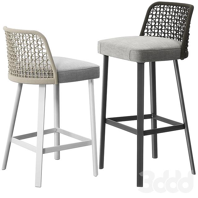 Emma stools by Varaschin