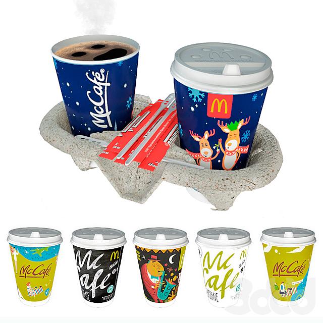 Кофе McCafe McDonald's