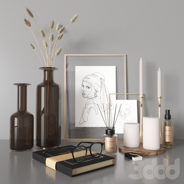 Decorative set Zara Home