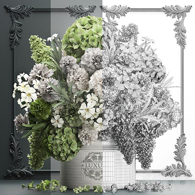 Букет цветов 90.