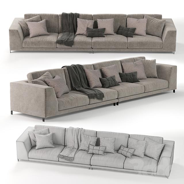 Artis Sofa by DITRE ITALIA