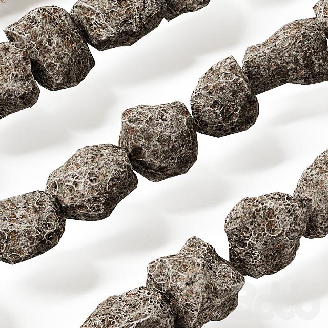 Коксовый угольный камень / Coke coal stone