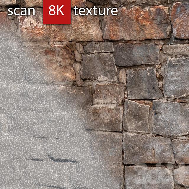 Каменная стена 49