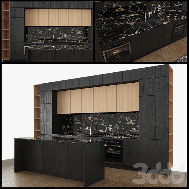 Modern Kitchen 12