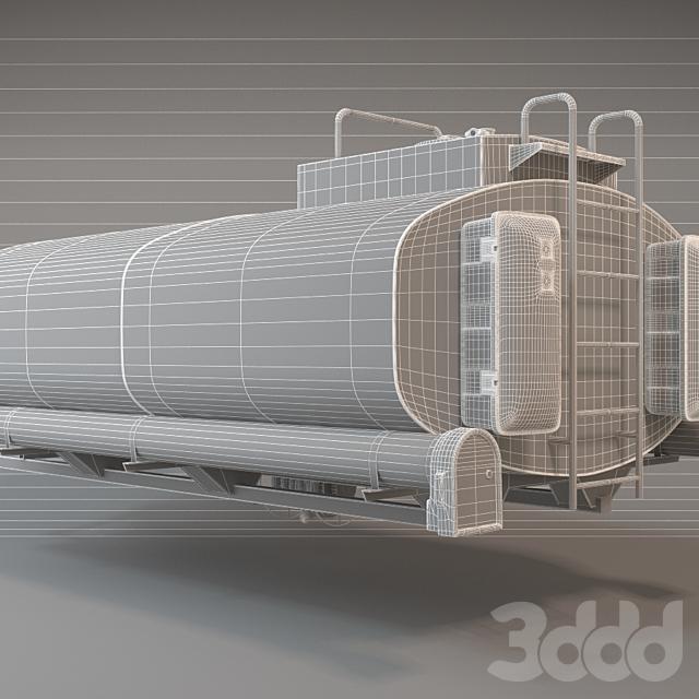 Цистерна для бензовоза