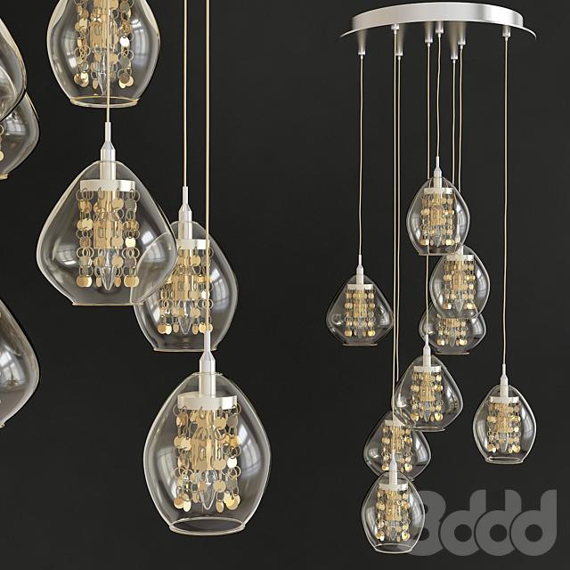 Buy Bella 10 Light Cluster