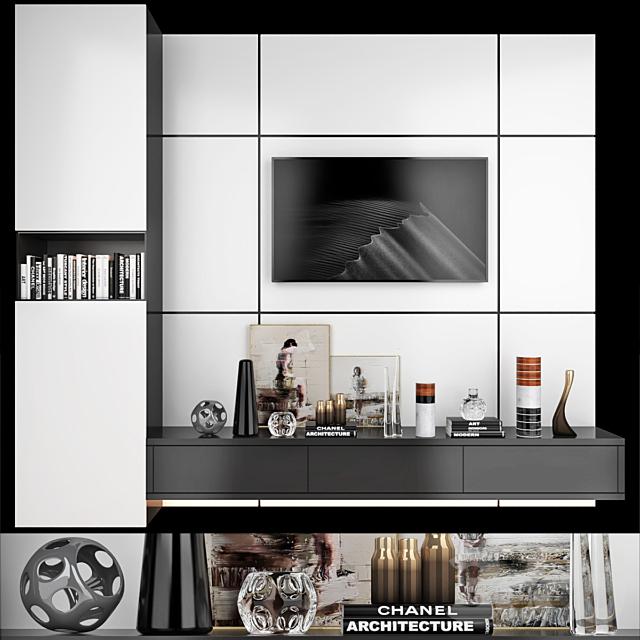 TV Wall | set 36