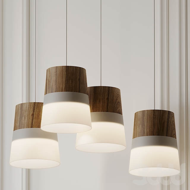 Smooth,tapered,line,pendant By Lightology Collection