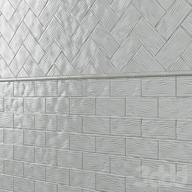 Керамическая плитка для стен ADEX EARTH Liso Waves