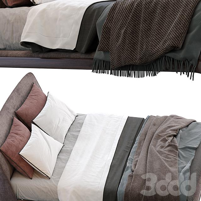 Poliform Bed Kelly