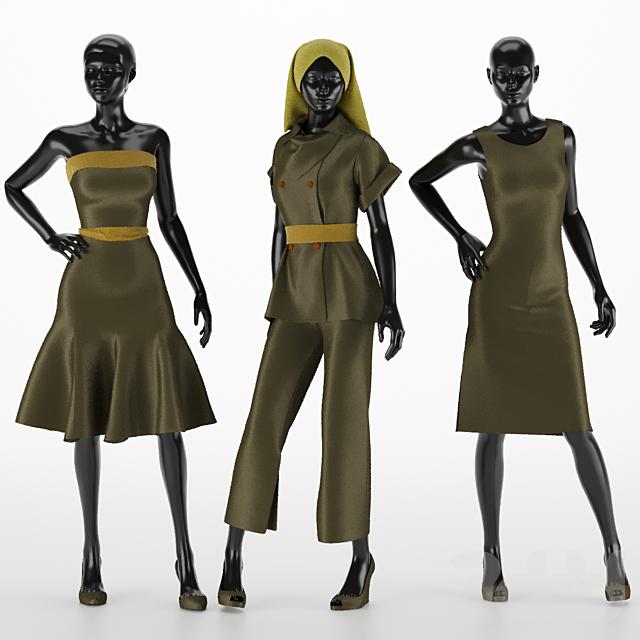 Women Dress Set NO.4